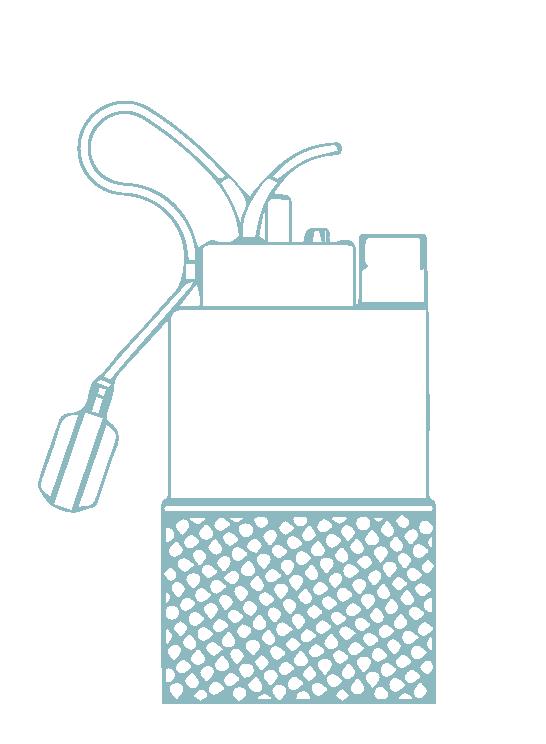 Linea spring - Pompe sommergibili inox - arven